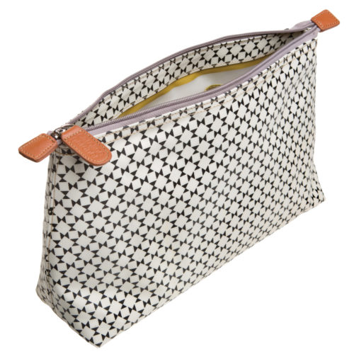 Caroline Gardner Geo Wash Bag