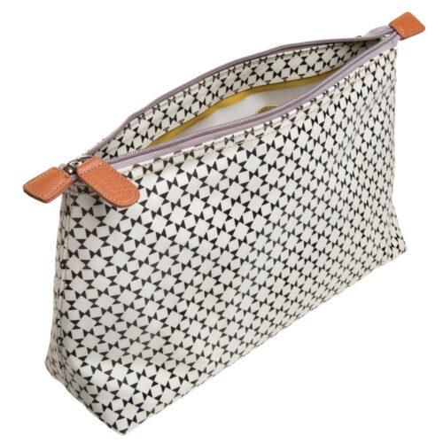 Caroline Gardner Geo Wash Bag