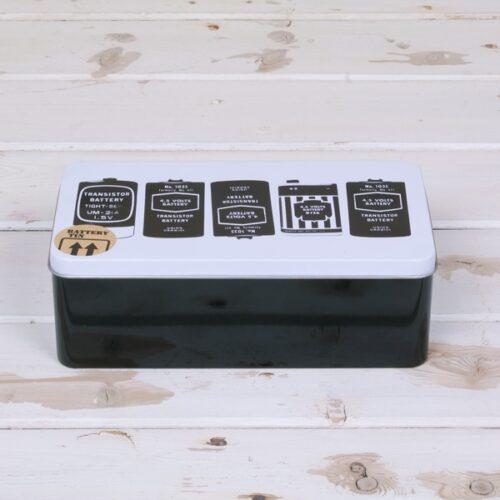 battery tin