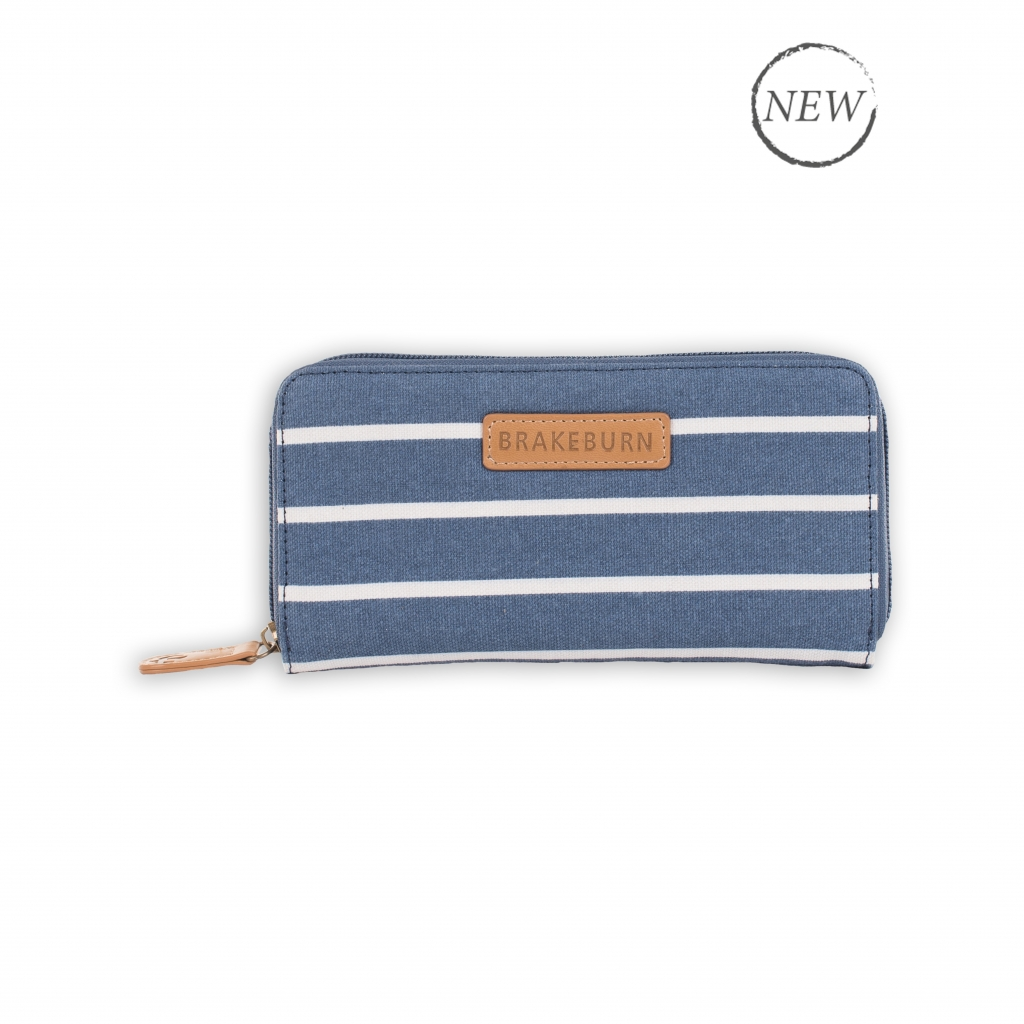 Brakeburn stripe purse