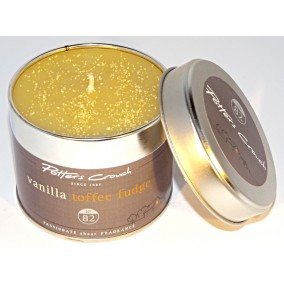 candle_vanilla_toffee_fudge_scent_potters