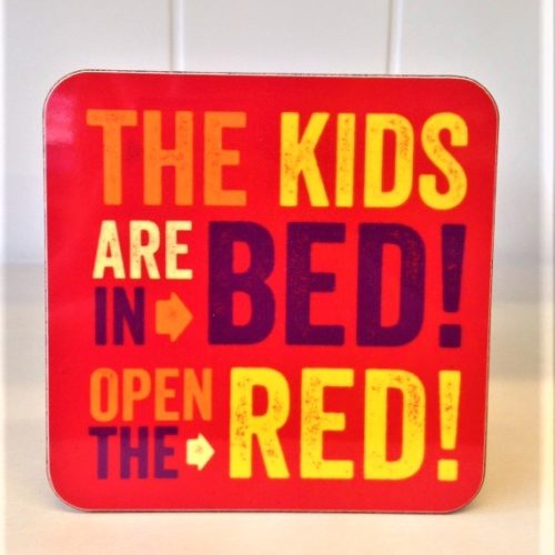 Coaster …bed open the red
