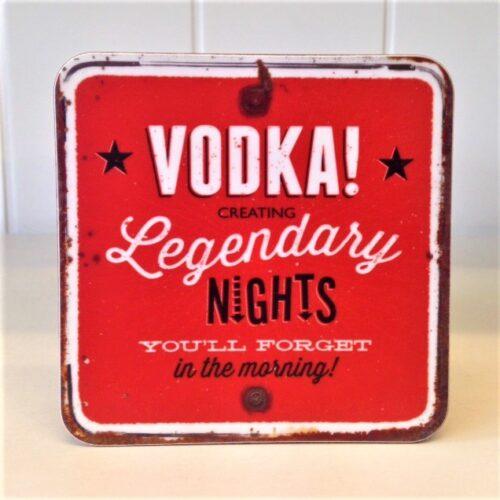 Coaster legendary nights (Vodka)