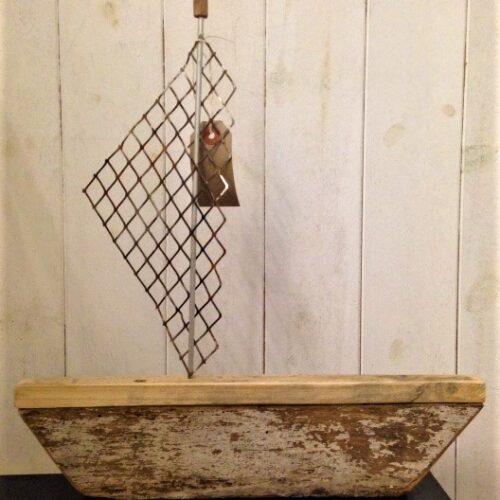 Drift wood ship