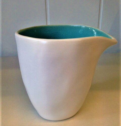 Fairmont jug turquoise