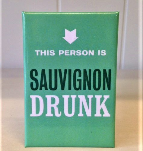 Magnet Sauvignon drunk