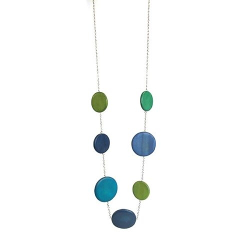 ONE BUTTON NECKLACE (2)
