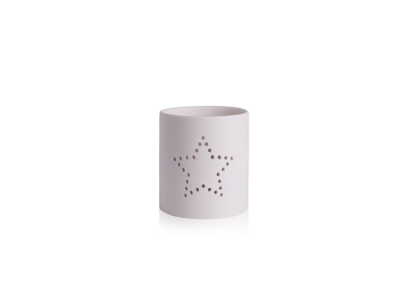 star-ceramic-tea-light-holder