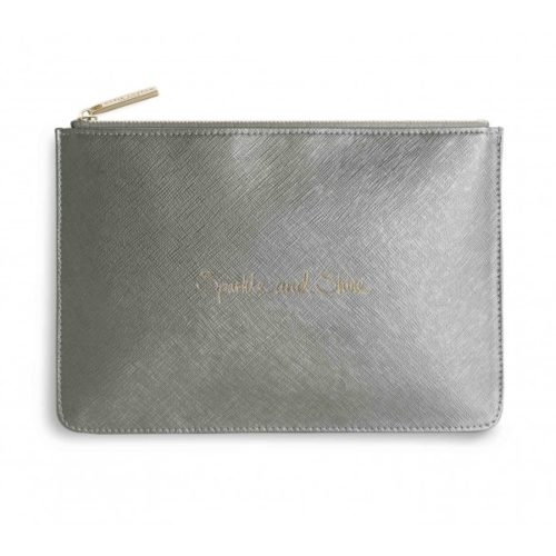 katie sparkle and shine pouch