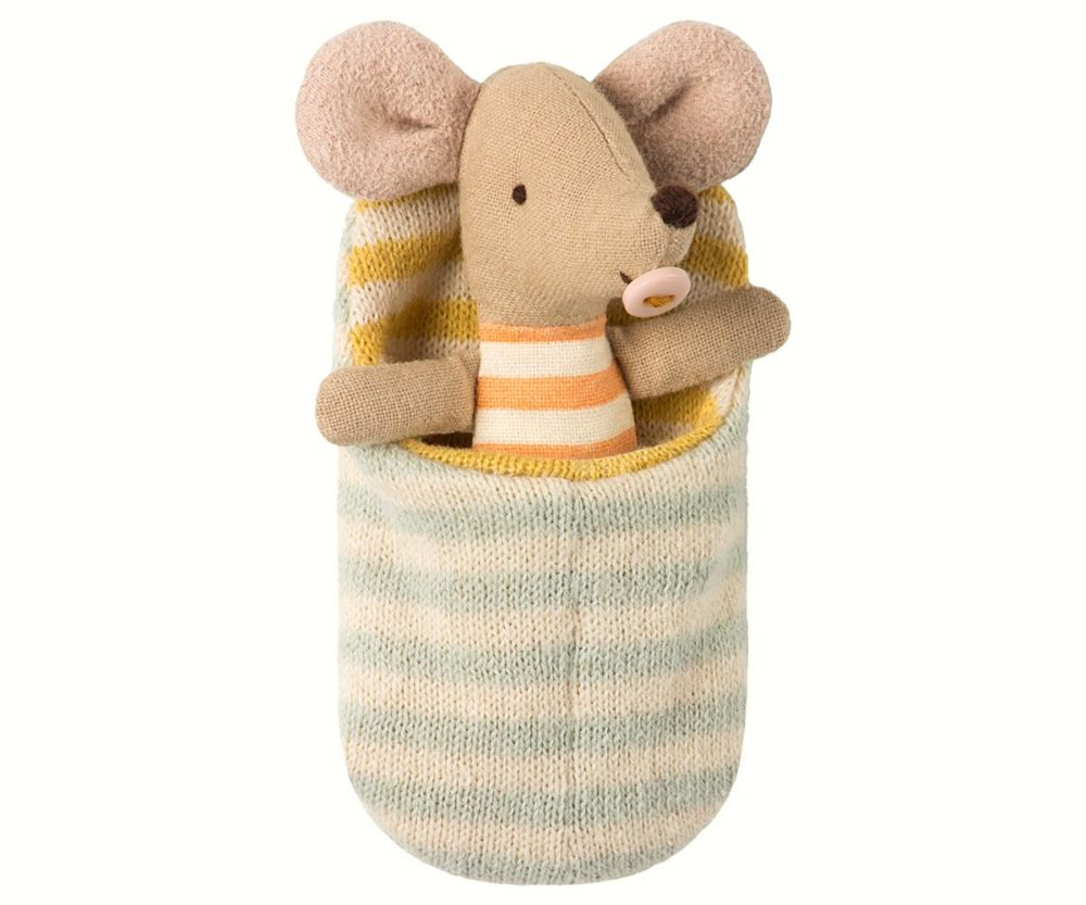 maileg baby sleeping bag