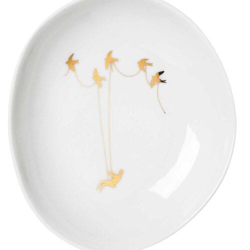 rader gold plate