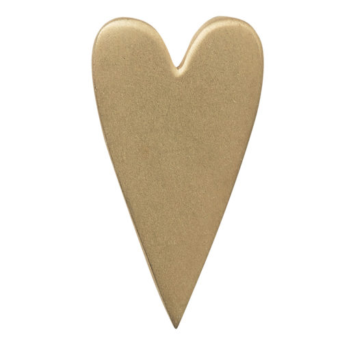 rader mini heart broach