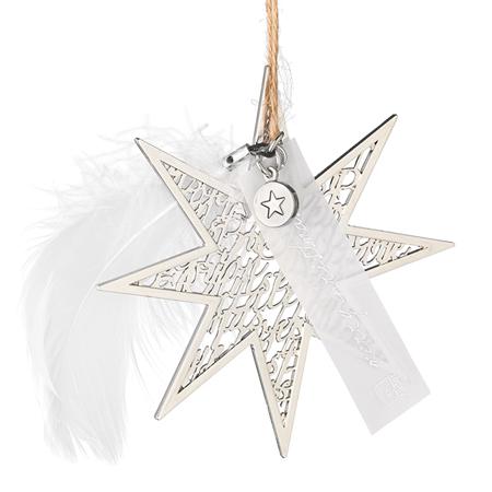 rader star decoration