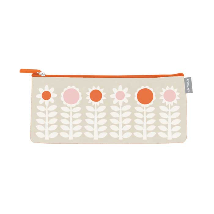 ken eardley pencil case flowers