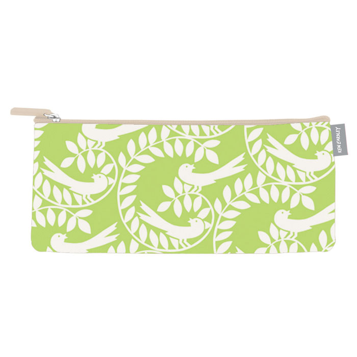ken eardley pencil case lime