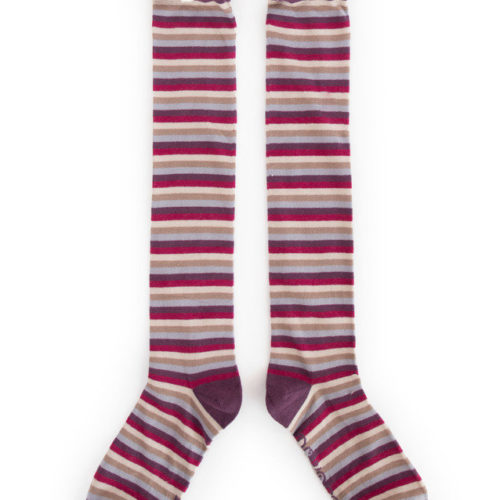 powder pink stripe