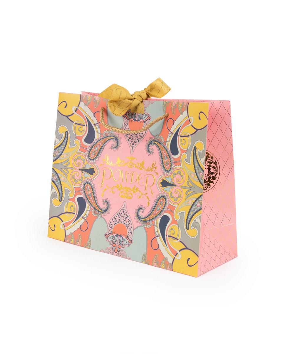 powder poncho box