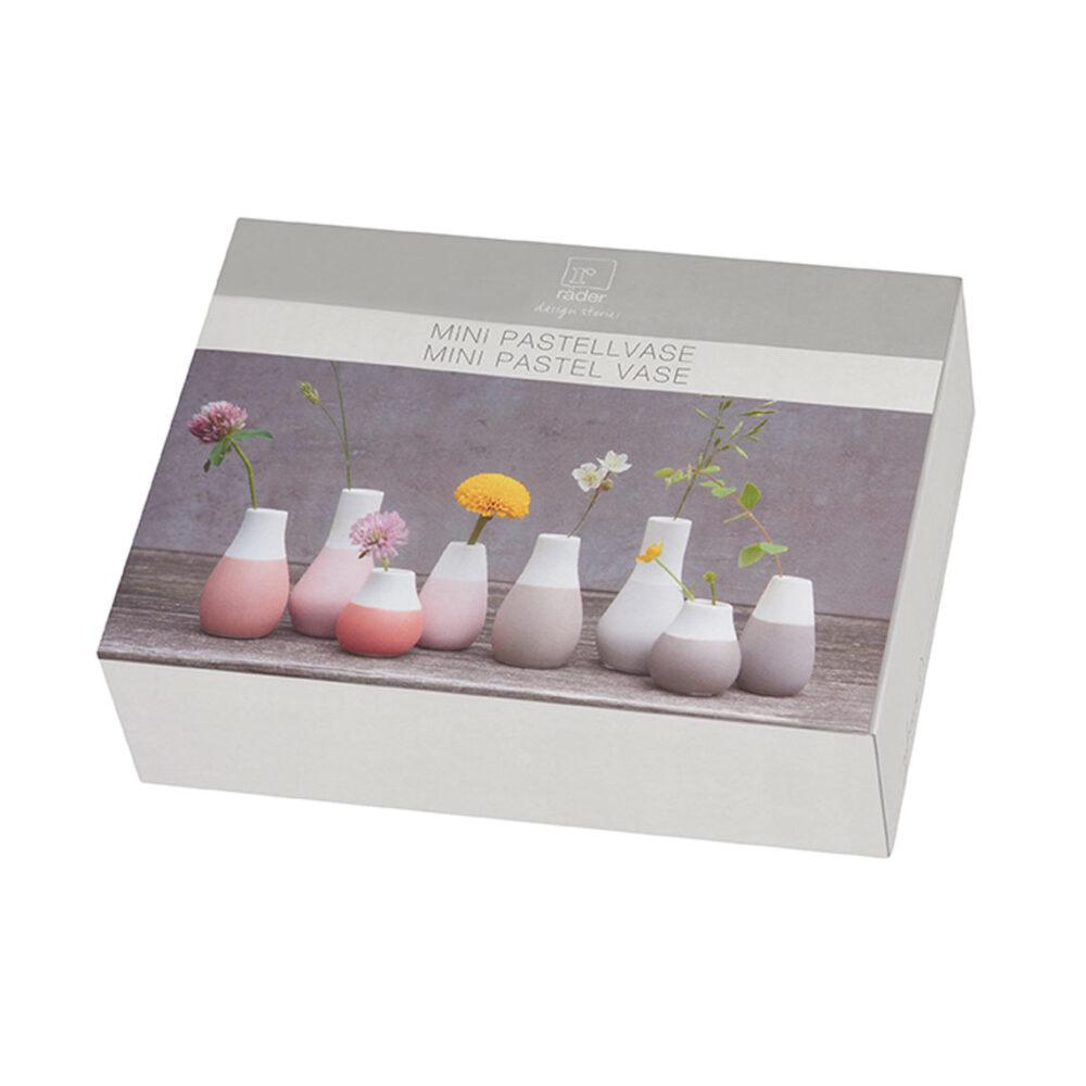 rader grey mini vases 2