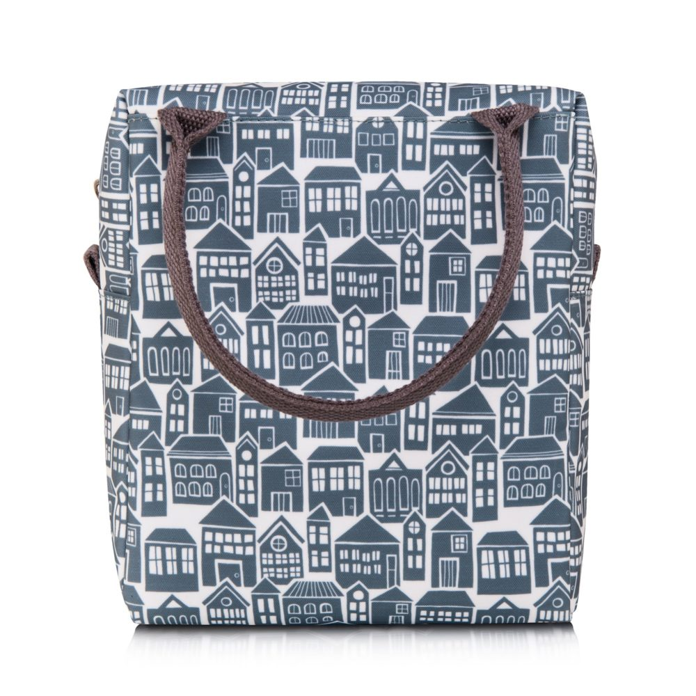 nicky james lunch bag