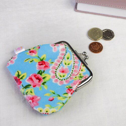 paisley coint purse