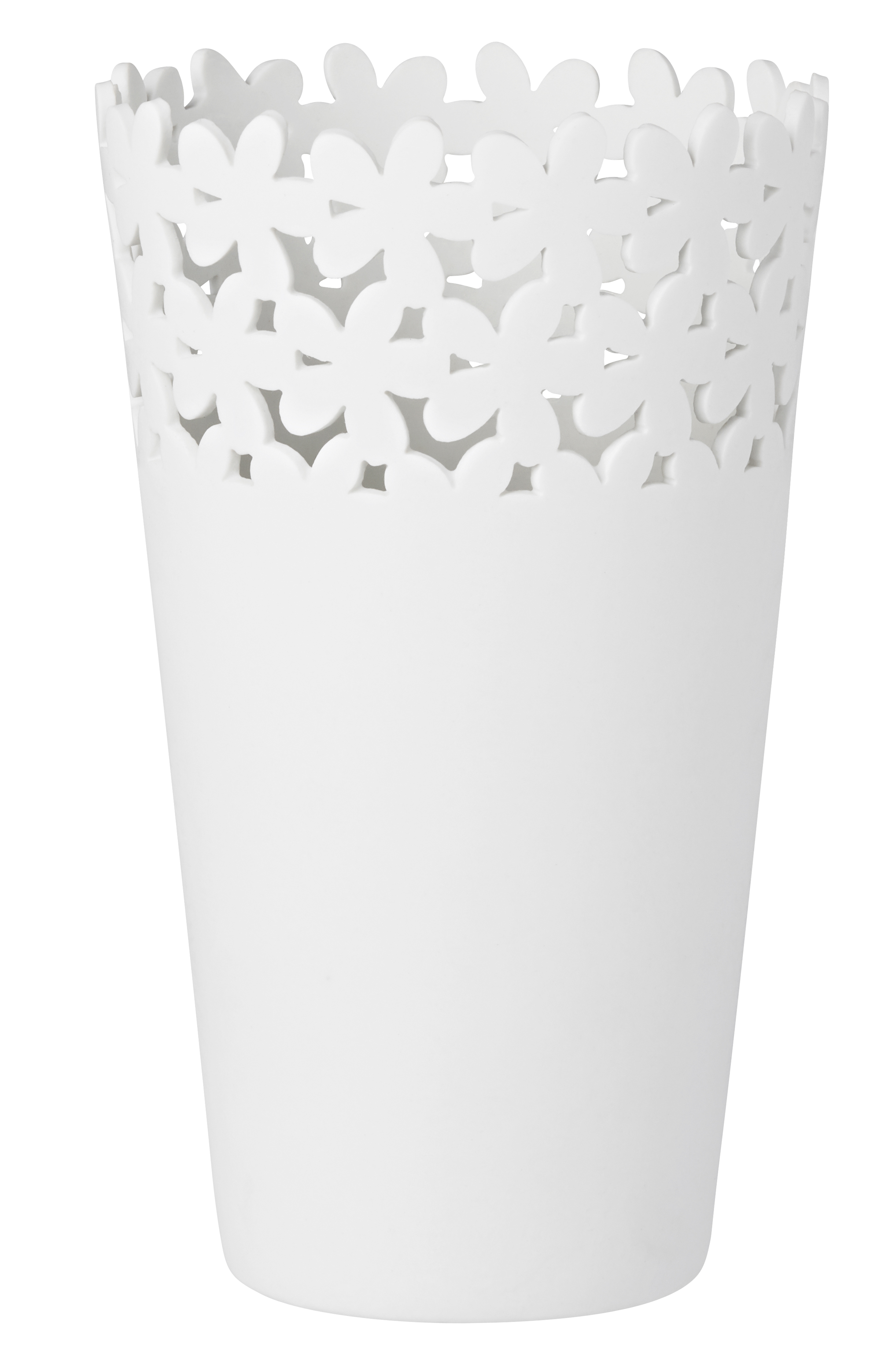 Rader Porcelain Light White Vase