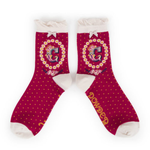 C powder socks