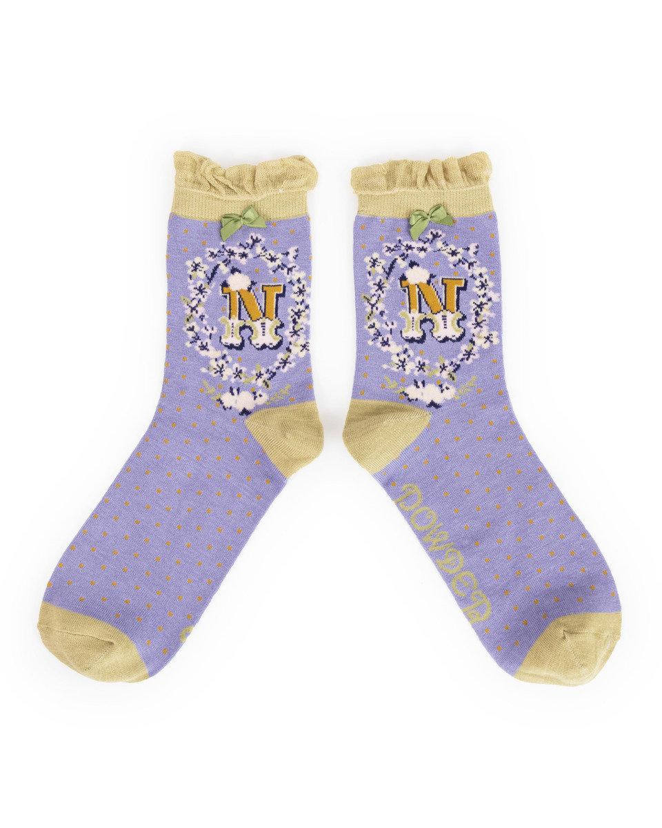 N socks