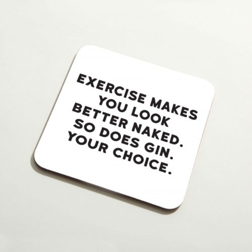 COASTER EXERCISE