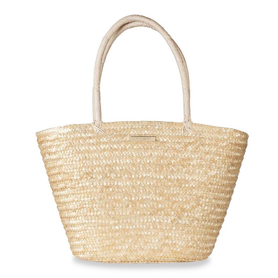 katie loxton straw bag 2
