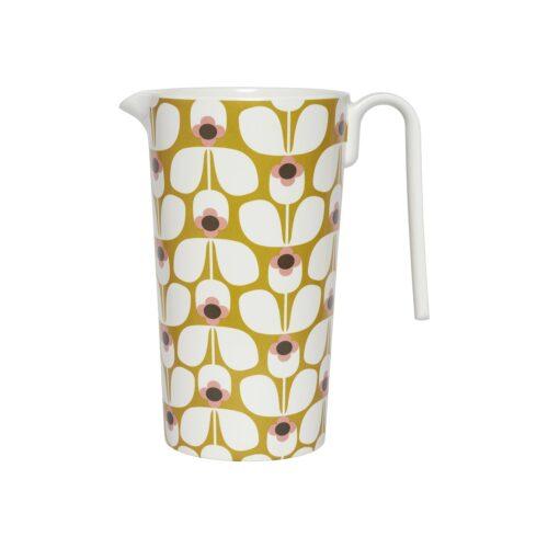 orla-kiely-melamine-jug-wallflower