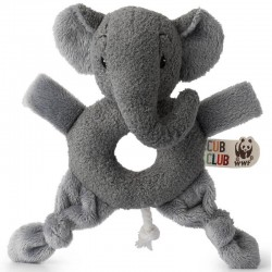 ebu elephant rattle toy
