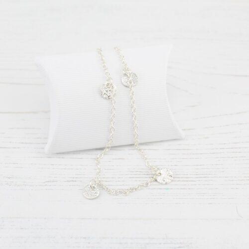 Silver_Textured_Circle_Charm_Bracelet_1200x