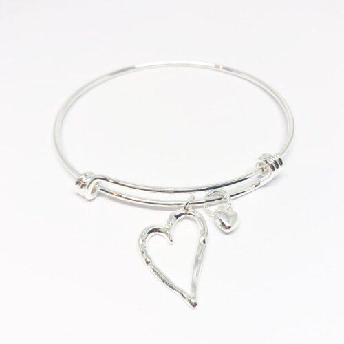 victoria-heart-bracelet—silver