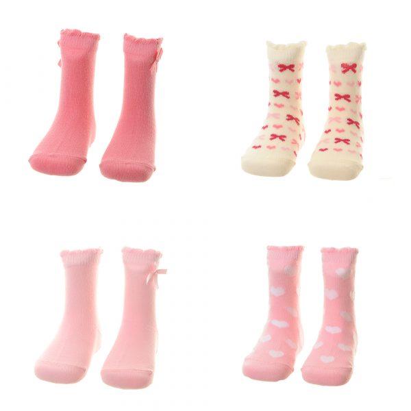 Unboxed-socks-Girls-pinks-600×600