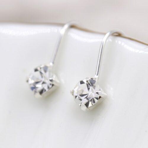 d-clear_crystal_drop_earrings