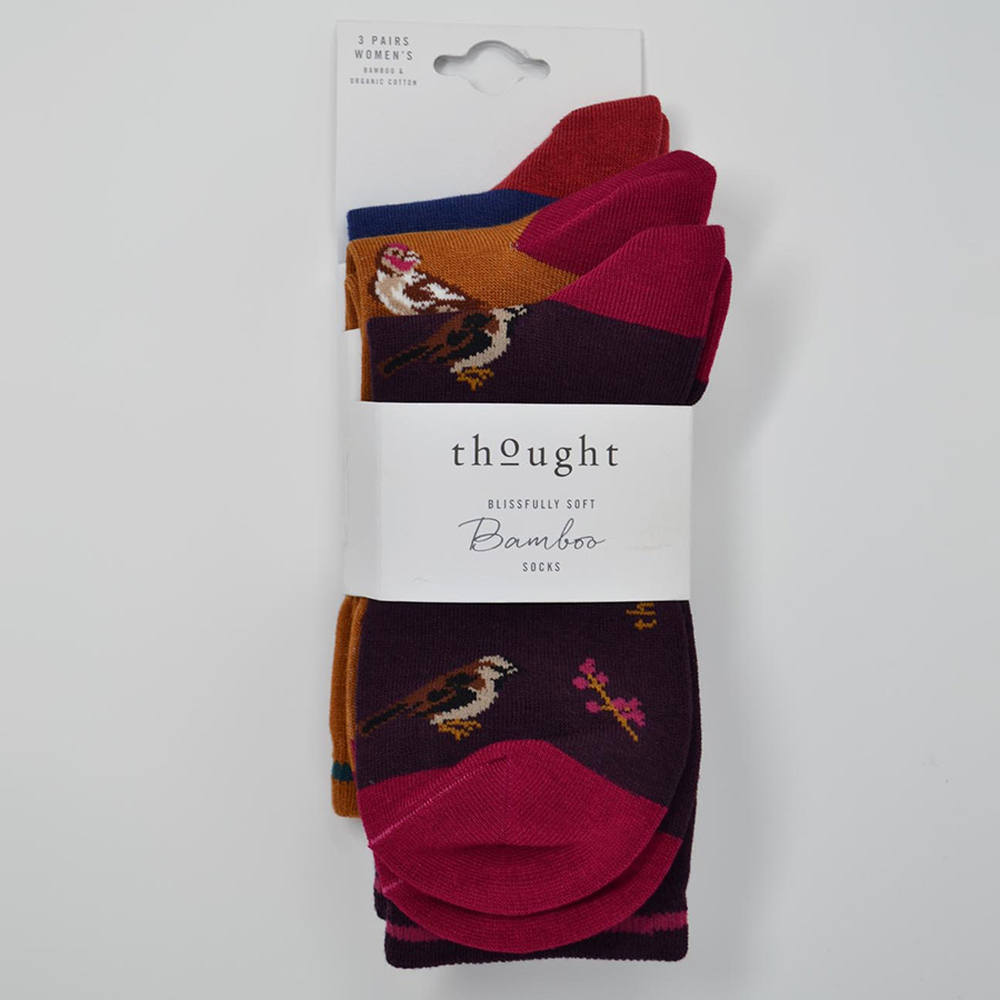 478626-Thought-MULTI-Felice-Bamboo-British-Birds-Socks-Pack-Of-3-9