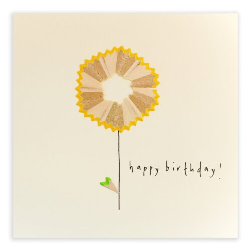 Pencil-Shavings-Cards-Flower-Yellow (1)