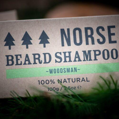 norse woodsman beard shampoo