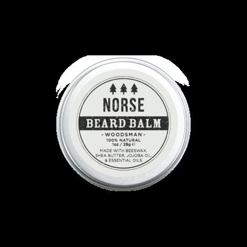 norse woodsman beard balm